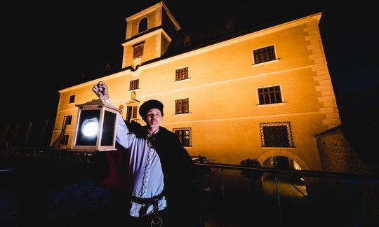 Nachtwache auf Burg Forchtenstein
